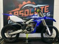 YAMAHA YZF450 2018 YZF 450 - MOTOCROSS BIKE - FINANCE & DELIVERY AVAILABLE