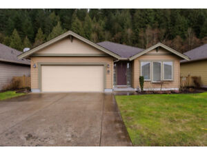 Detached rancher in an adult oriented gated community