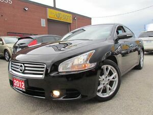 2012 Nissan Maxima 3.5 SV,Leather,Sunroof,Alloy