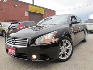 2012 Nissan Maxima 3.5 SV,Leather,Sunroof,Alloy