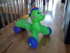Trotteur Marcheur Fisher Price