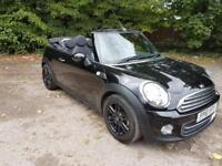 2011/61 Mini Mini 1.6 [Chili] Cooper Convertible Full Mini Service History P/X