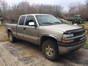 1999 Chevrolet 1500 4x4