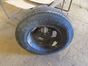 New Tire For Sale 8.75R16.5