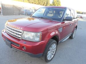 Land Rover Range Rover Sport Super Charge Auto 4x4 Sport