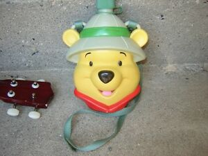 WINNIE THE POOH DRINKING CANTEEN/TOYS London Ontario image 1
