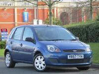 Ford Fiesta 1.6 auto 2007.25MY Style Climate..YES - GENUINE 20,000 MILES!!!
