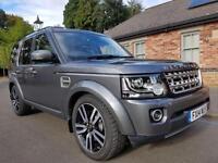 14 Reg Land Rover Discovery 4 3.0SDV6 255bhp Auto HSE Luxury Rear Tvs 16k Mls