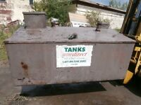 240 Gallon Above Ground Waste Oil Tank