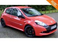 2010 59 RENAULT CLIO 2.0 RENAULTSPORT 197 BHP SPECIAL EDITION! 1 OWNER! £141PM