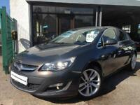 2013 (62) Vauxhall Astra 2.0CDTi 16v (165ps) SRi (Finance Avaialble)