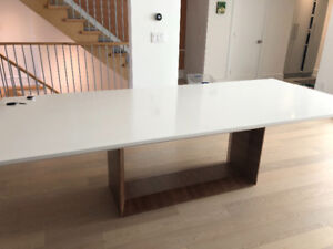 Custom Dining table and Sideboard