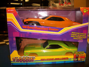 1970 CHALLENGER RADIO CONTROLLED CAR - BRAND NEW IN BOX