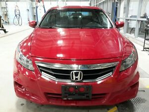 2011 HONDA ACCORD COUPE EXL - HEATED LEATHER AND SUNROOF- $11850