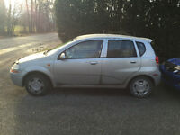 2004 Chevrolet Aveo S Excellent condition no rust Hatchback