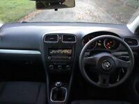 Volkswagen Golf S 1.4 80 PS Good / Bad Credit Car Finance (grey) 2012