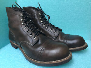 Red wing Iron Ranger Boots Size 12