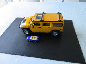 Hummer Toy Car 10 inches long