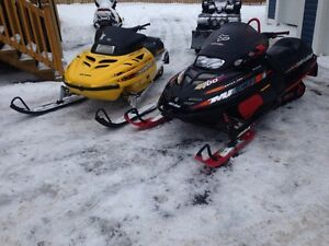 Wtb ski-doos working or not--paying $$$$$$ on the spot-- St. John's Newfoundland image 2