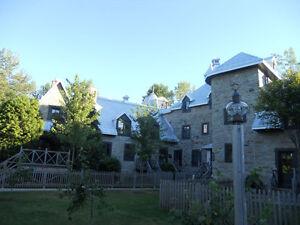 Maison Bord de L'Eau Meuble & Equipe/Furnished Home Water Front