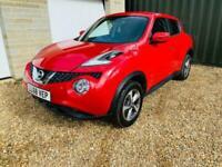 2019 nissan juke1.6 Acenta XTRON 5dr cheap runner low insurance ideal family car