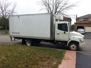 2008 HINO 185 FOR SALE OR TRADE FOR CUBE VAN