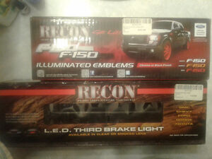 LED third brake light and Led ford 150 decal for total price