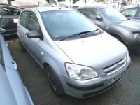 HYUNDAI GETZ - CN04KRK - DIRECT FROM INS CO