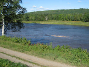 House on the Tobique