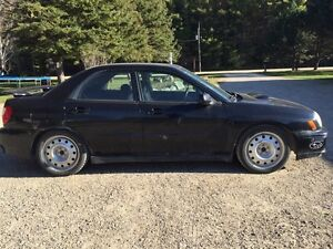 2002 Subaru Wrx, Comes Safetied and Etested