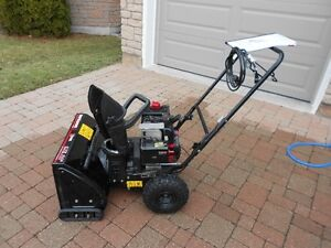 Yard Machines Two Stage Snow Thrower