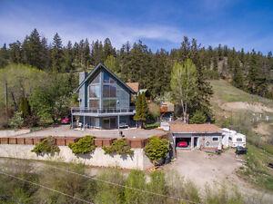ScottMcDowell.ca - Beautiful Custom Built Westsyde House on 1.89