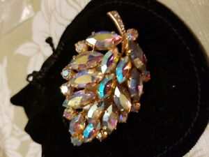 Aurora Borealis Broach  for sale  from estate