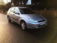 2000 Ford Focus 1.6 LHD Left Hand Drive 5dr Spanish Registered