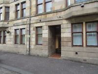 Traditional Ground Floor, One Bedroom Flat in Paisley