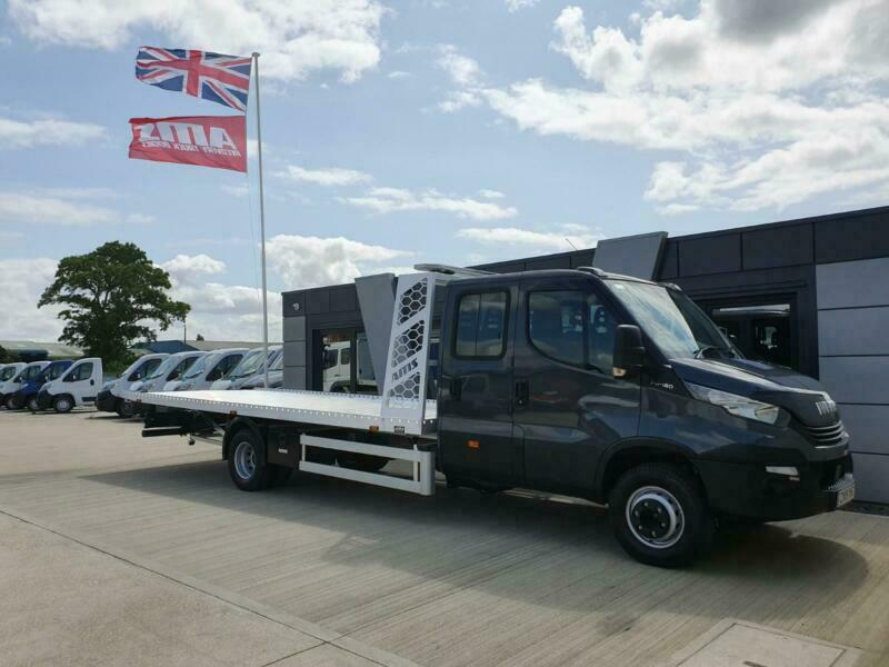 2019 NEW Iveco Daily 70C180 AC Tilt & Slide Recovery Truck Car Transporter  | in Wisbech, Cambridgeshire | Gumtree