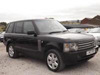 2002 Land Rover Range Rover 3.0 Td6 Vogue 5dr