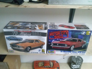 1/24 Scale Mustangs For Sale