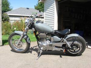 2000 Suzuki LS650 Bobber