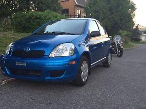 Toyota écho 2004