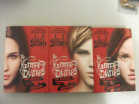 The Vampire Diaries The Hunters vol 1-3