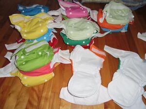Couches lavables Bébé d'amour