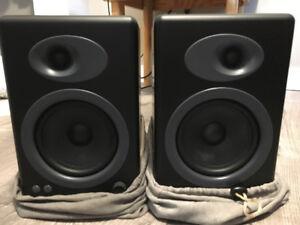 *MINT* Audioengine A5+ Speakers w/ D1 DAC