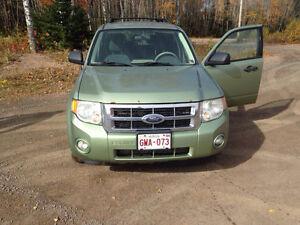 2008 Ford Escape Awd SUV, Crossover