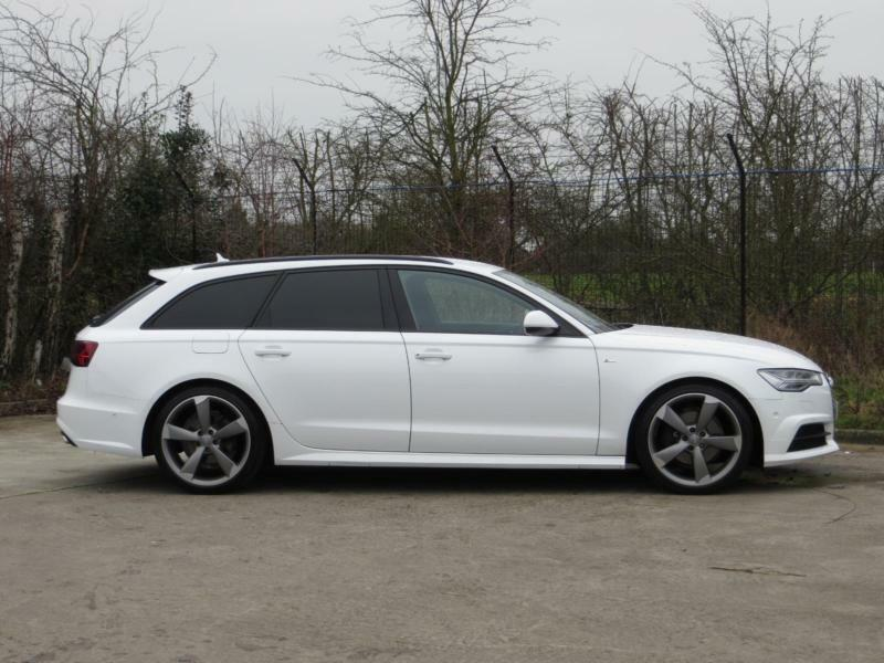 2015 audi a6 avant tdi ultra s line black edition semi auto estate in york north yorkshire. Black Bedroom Furniture Sets. Home Design Ideas