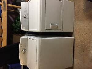 Kenmore Series 600 washer and gas dryer