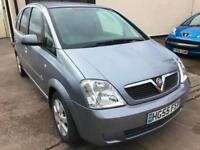 Vauxhall Meriva 1.6 Petrol