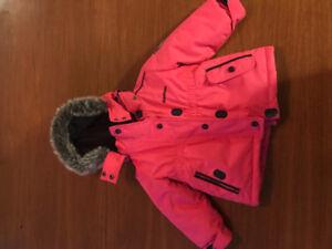 OshKosh snowsuit. 18 months. EUC.
