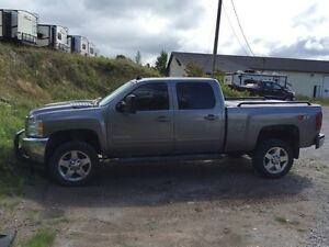 2014 2500 HD Duramax LTZ & Z71 package