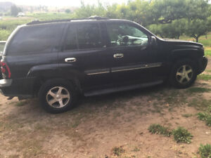 2002 Chevy Trailblazer, 248kms, Looking for Trade or Trade&Cash